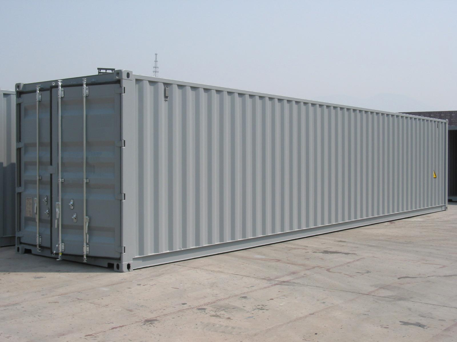 Used Cargo Storage Containers 1600 x 1200